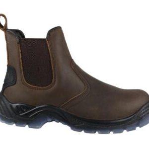 Impact boot brown